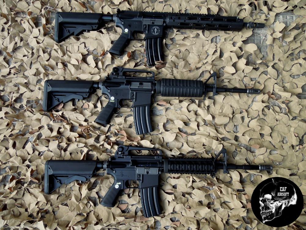 Katana M4A1, M4A1 Ris, Raptor