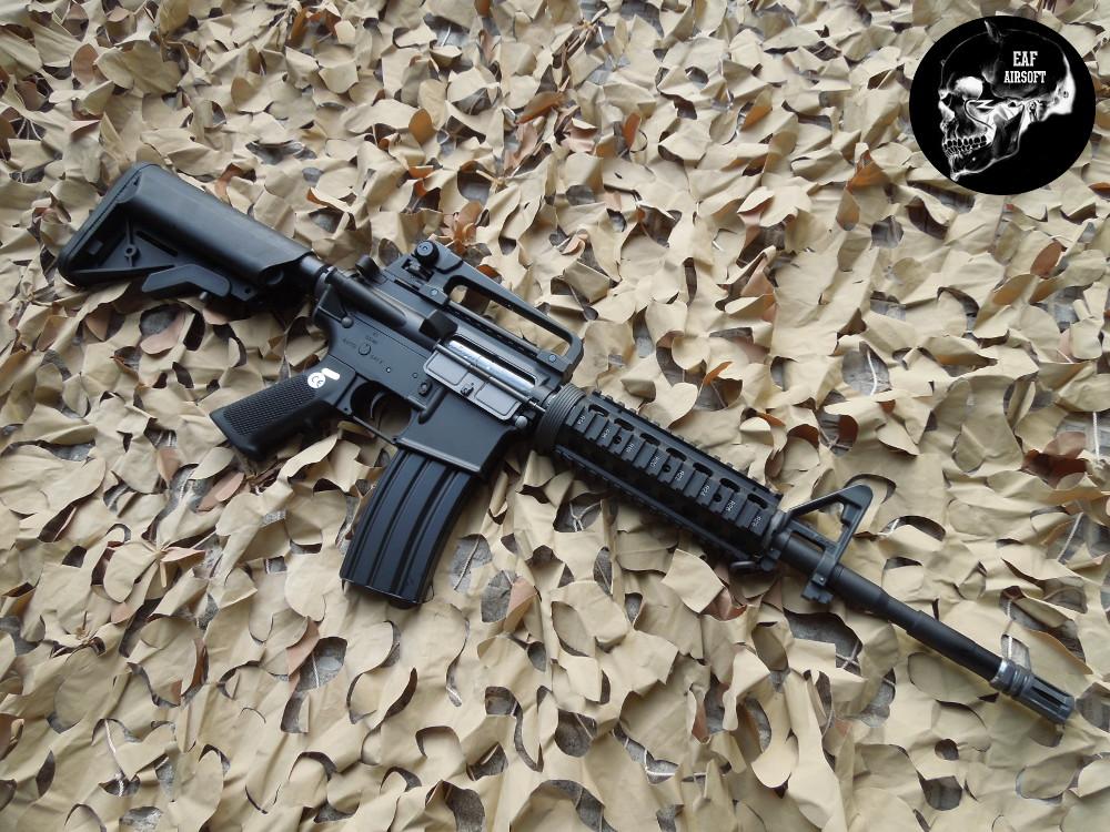 WE Katana M4A1 Ris dotazione