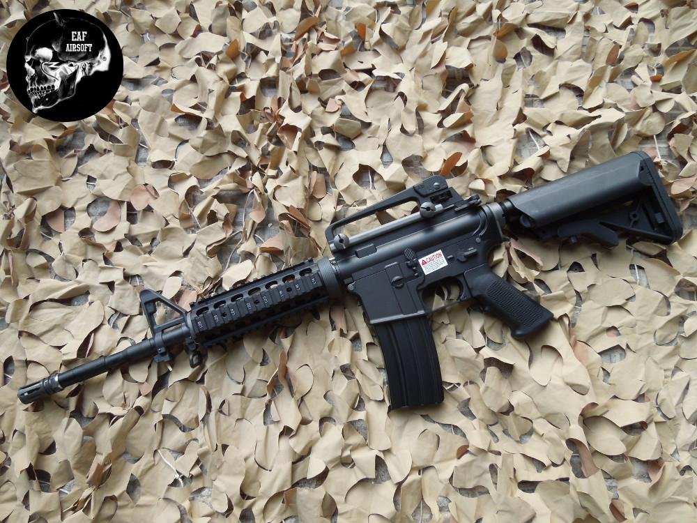 WE Katana M4A1 Ris