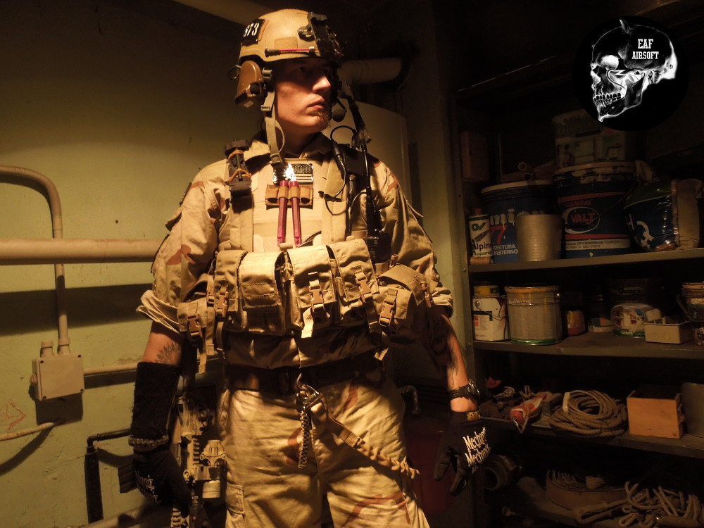 lbt 1961a chest rig on setup