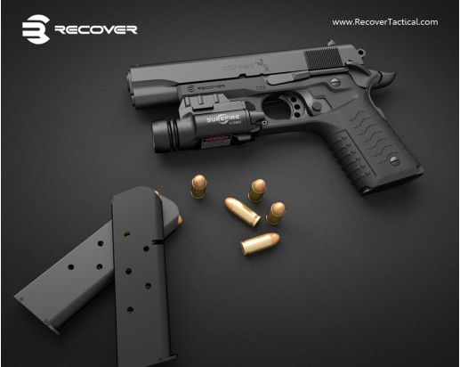 Recover_Tactical_RT_CC3_1911_Grip_and_Rail_Adapter_for_Tactical_1911_Pistol_3
