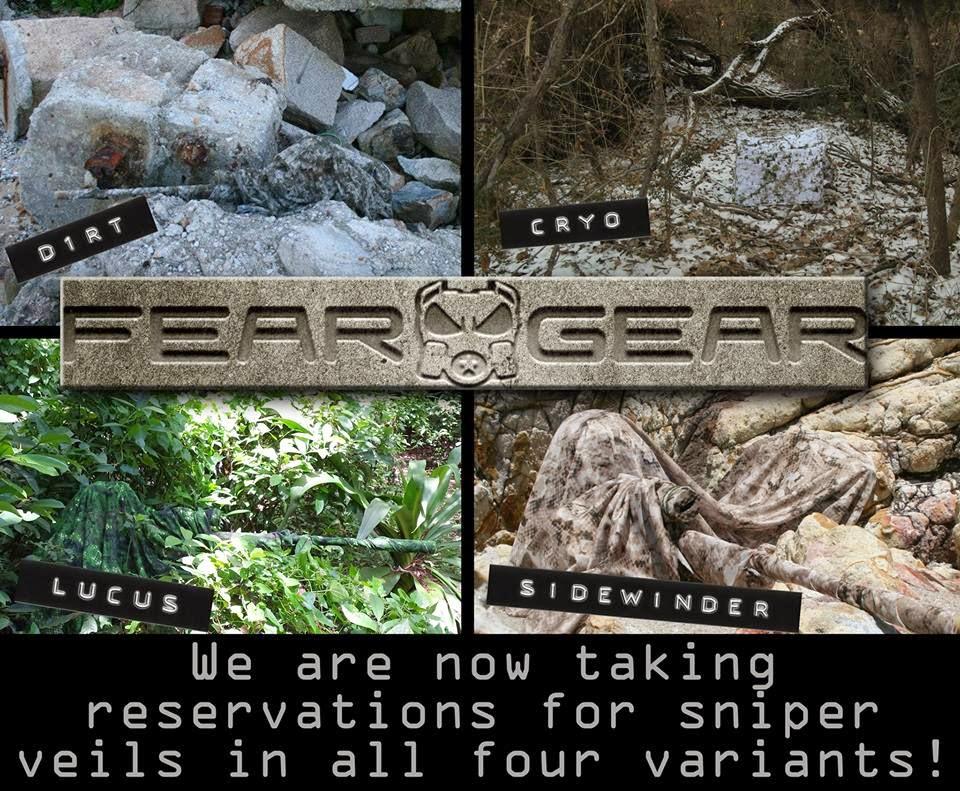 Sniper Veils