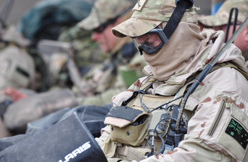 OP SLIPPER - Special Operations Task Group