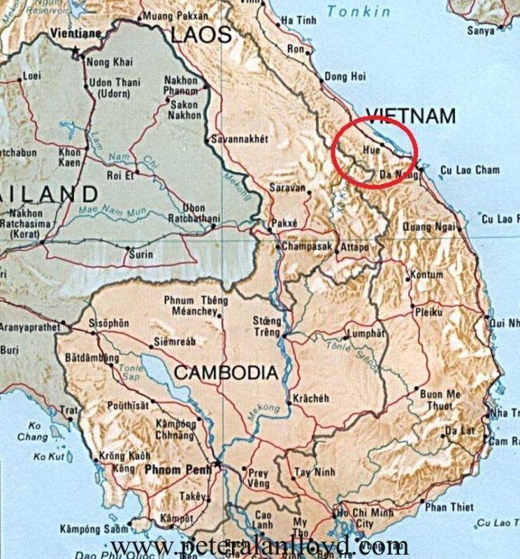 Battle Of Hué (Vietnam , Feb.1968)