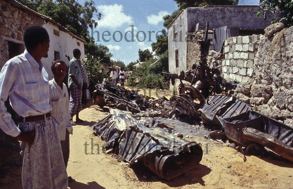 Black Hawk Down - Mogadishu