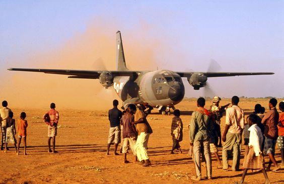 G.222 Somalia