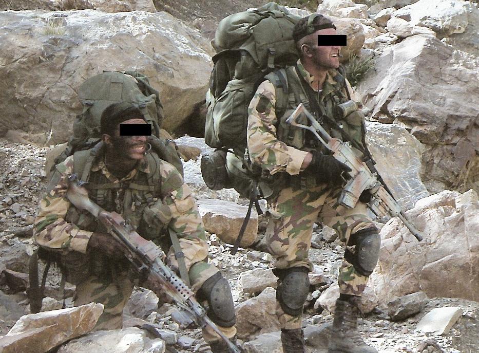 RAO in Afghanistan