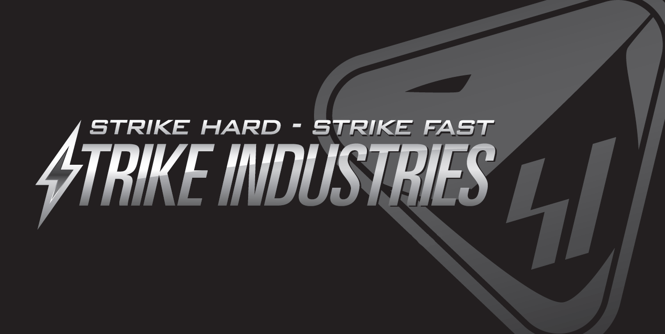 Strike Industries Banner