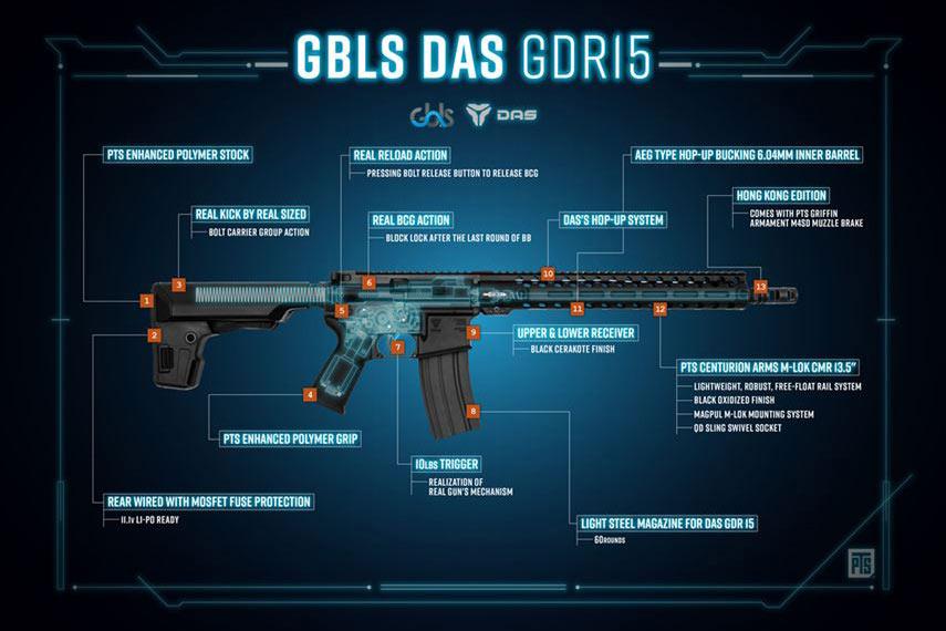 GBLS-DAS
