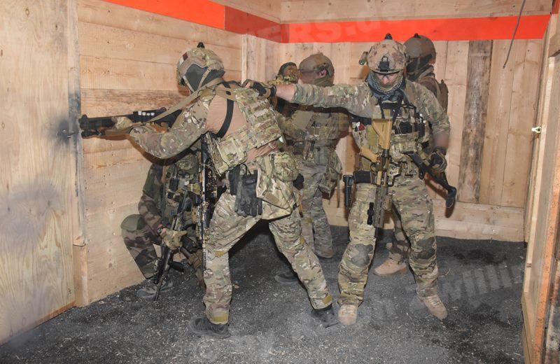1er RPIMa (Régiment de parachutistes d'infanterie de